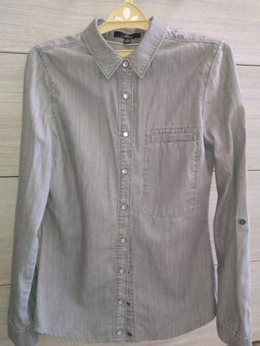 женская-блуза в Кыргызстан: Продаю женскую рубашку в отличном состоянии