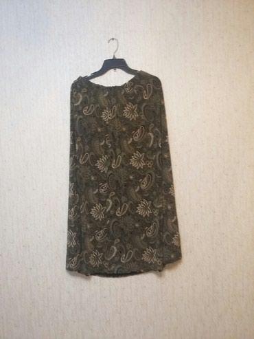 Продаю юбку на резинке. Состояние отличное. Размер 52. Турция. в Бишкек