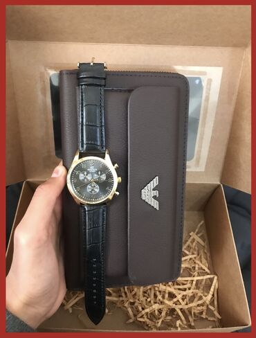 материнская плата для майнинга купить в Кыргызстан: Набор 2в1  Часы и Клатч  Качественные часы Casio на кожаном ремешке  И