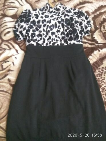 audi s6 42 quattro - Azərbaycan: Платье черного цвета. 40-42-44размера. Немного использованное