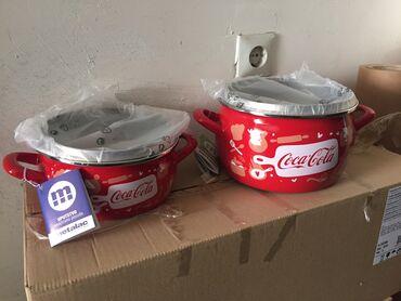 Kuća i bašta - Srbija: Prodajem serpe metalac! Velika serpa zapremine 5,3l precnika