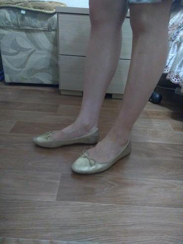 бу балетки в Кыргызстан: Женские туфли 37