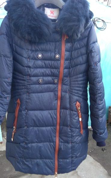 Продаю зимнюю куртку .В хорошем в Бишкек