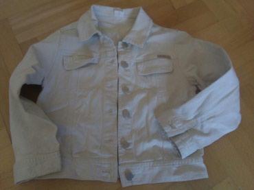 No-No jaknica, velicina 4, rastegljiv matetijal kao teksas, uklopiva - Belgrade