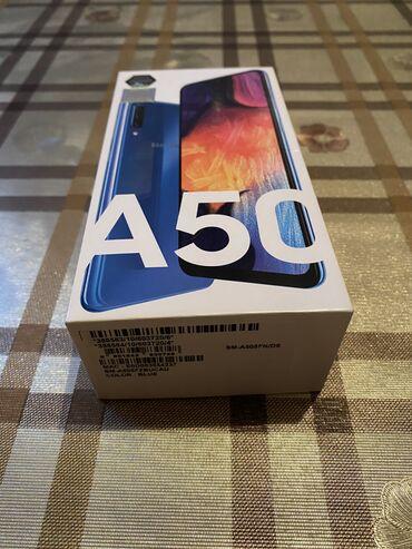 Samsung - Saray: İşlənmiş Samsung A50 64 GB göy