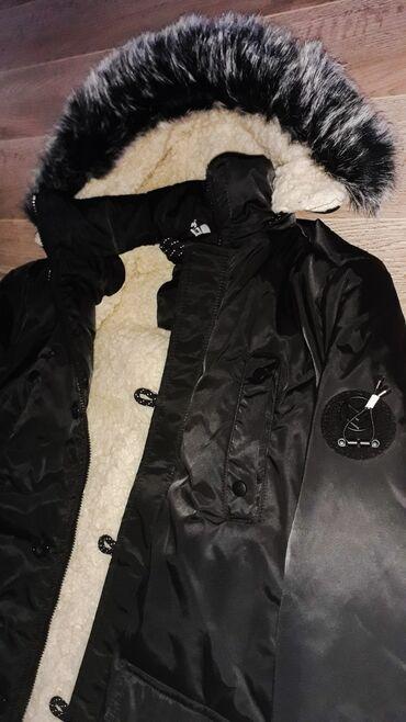 Mantil zimski - Srbija: Na prodaju nova zimska jakna veoma topla i udobna    Slanje poštom