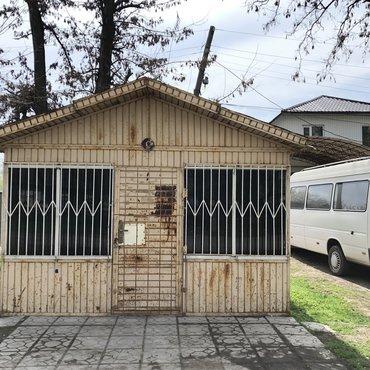 Покупка, продажа гаражей в Ак-Джол: Продаю павильон 3х4