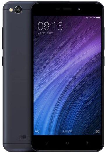 Xiaomi Redmi 4A | 16 ГБ | Синий | Сенсорный, Две SIM карты