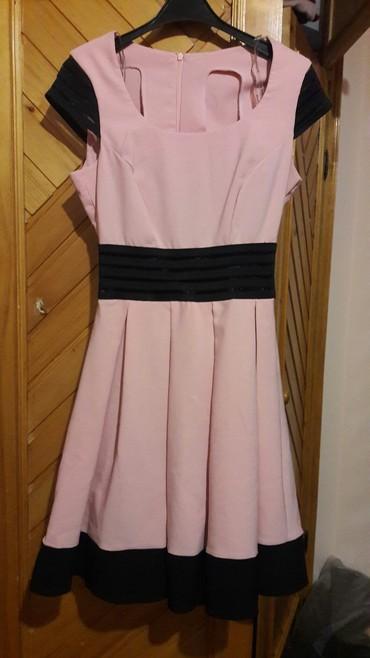 Kaput-fervente - Srbija: Fervente, turska haljinica, 36 broj, samo jennom nosena