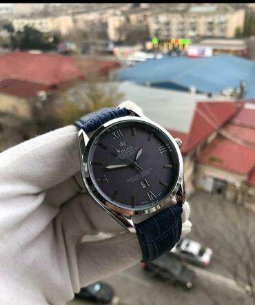 Göy Kişi Qol saatları Rolex