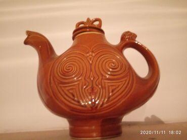 Большой 3 литр чайник СССР в Жалалабаде 500 сом