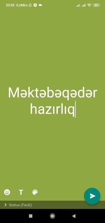 lokbatan - Azərbaycan: Məktəbəqədər şagird hazırlığı ilə məşğul oluram. Lökbatan və bura