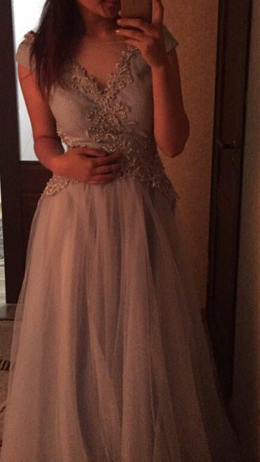 Необычное нежное платье , от в Бишкек