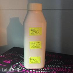 оригинальные расходные материалы oki pla пластик в Кыргызстан: Тонер универсальный global- 80 гр (порошок) Подходит для заправки