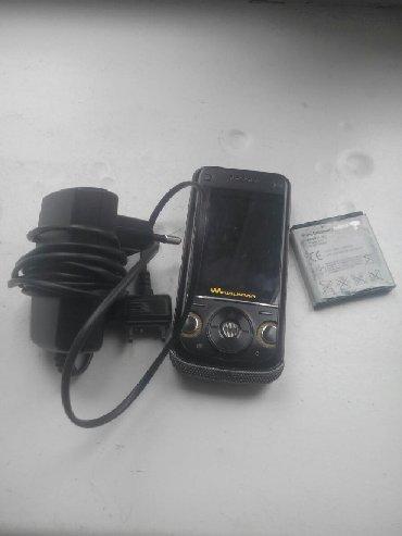 Sony Ericsson Azərbaycanda: Salam şəkildə olan soni erikson w760i tam işləkdir adapteri var tax