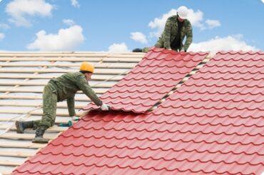 Крыша жабабыз баардык турун обшивка,водослив