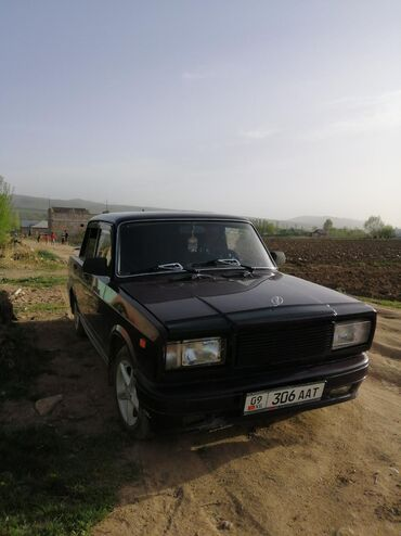 железные диски r14 в Кыргызстан: ВАЗ (ЛАДА) 2107 1.6 л. 2002   11111111 км