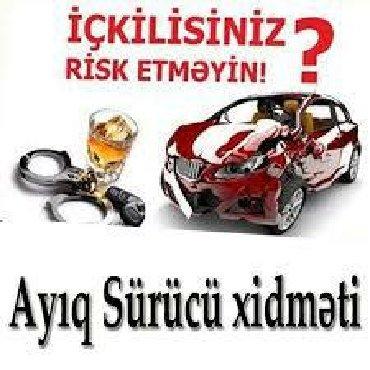 iş elanları surucu - Azərbaycan: Ayiq surucu xidmeti