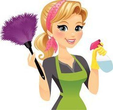 Pomoć u kući i čišćenje - Srbija: Potrebna je pedantna, odgovorna i povernjiva žena za čišćenje stana i