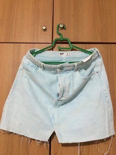 Denim Bershka skirt number 40