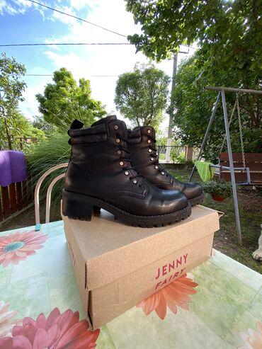 Zenske cizme - Srbija: Crne zenske duboke cizme, jednom nosene nove, kupljene u CCC radnji
