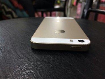Iphone 5s 16g! состояние 9 из 10! пользовалась девушка. айклауд чистый в Бишкек