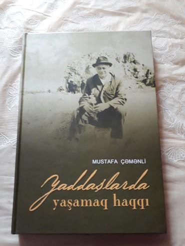 """Bakı şəhərində """"Yaddaşlarda yaşamaq haqqı""""(Mustafa Çemenli).Чтобы"""