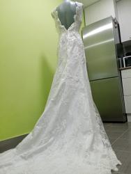 Ženska odeća | Becej: VencanicaPrelepa venčanica na prodaji, jednom nošena! ( odneta na
