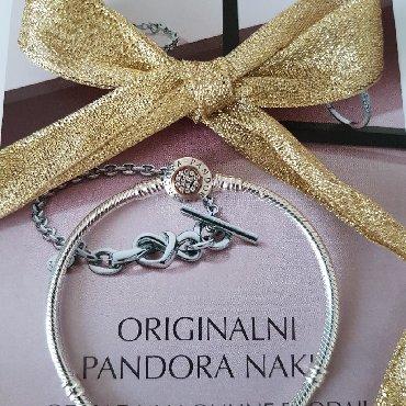 Nakit | Beograd: Pandora narukvica ALE 925 srebro