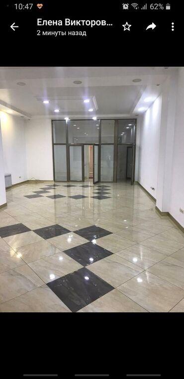 коммерческое-помещение в Кыргызстан: Продаю коммерческое помещение.128м2. 1 этаж.Раззакова.Застройщик Орт