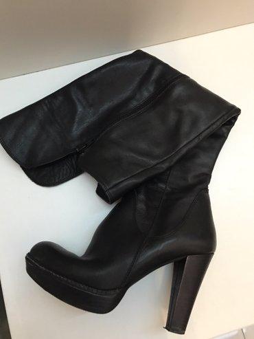 Kozne cizme 38 broj - Sremska Kamenica