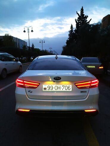 запчасти cr v в Азербайджан: Kia Optima 1.7 л. 2016 | 35400 км