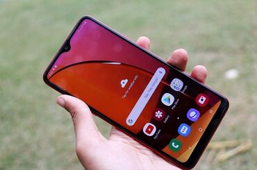 Samsung - Bakı: Yeni Samsung A20s 32 GB göy