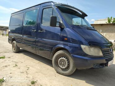 Mercedes-Benz Sprinter 2.2 л. 2001 | 492000 км