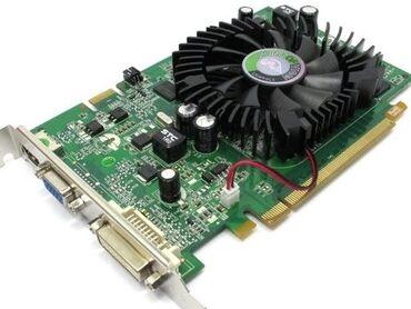 geforce gt 630 2gb в Кыргызстан: Очень срочно продаю видеокарту Nvidia Geforce 9500 gt 512mb✓Новая ✓С
