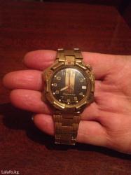 Мужские Золотые Армейские Наручные часы Atlantic в Бишкек