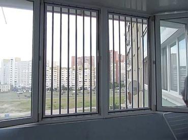 РЕШЁТКИ БЕЗОПАСНОСТИ от падения в Бишкек