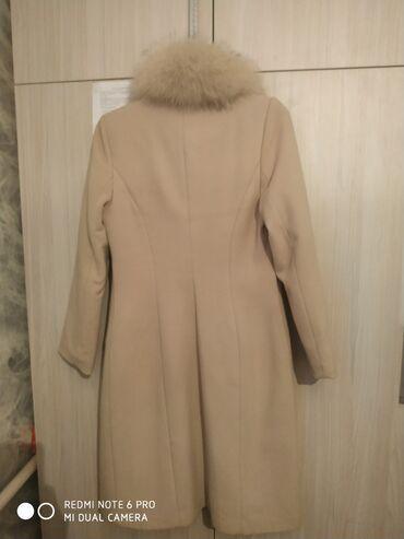 Пальто Турецкое,женское.Размер 44. Почти новое носила 5 -6 раз