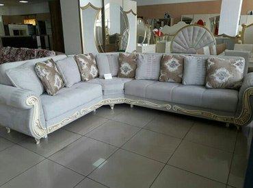 Bakı şəhərində Kunc divan,Fabrik istehsali, őlcu 3250x2700,