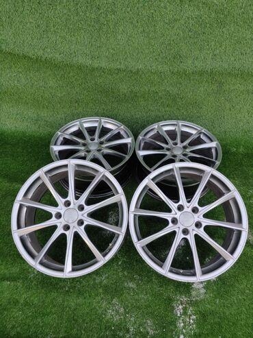 шины бу купить в Кыргызстан: Диски LeyseenДиаметр R19Сверловка 5*114.3Ширина 8.0j et45Цена за 4