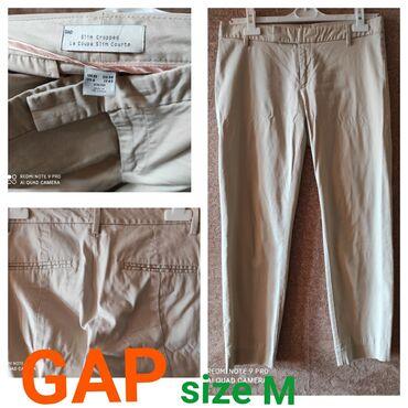 Şalvar GAPБрюки марки Gap.М размер. Хлопок. Несколько раз надето