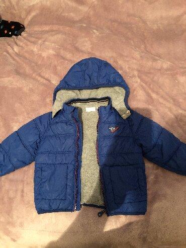 Зимняя куртка отChicco,произв.Италия,размер на 1-1,5(Бишкек),брали за