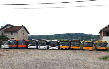 | Trstenik: Prodaja gradskih autobusa i mini buseva zbog nedostatka posla, autobus