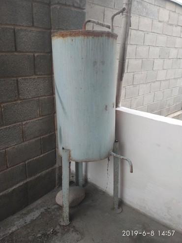 Продаю металлический бойлер для бани, в Бишкек