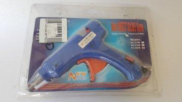 Lampa za nokte - Srbija: Pistolj za Plasticno Lemljenje** Novi pistolj za lemljenje plastike