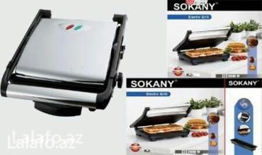 Bakı şəhərində Sokany toster 65 azn zeng ve whatsapp aktivdir catdirilma pulsuzdur