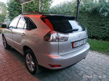 Lexus - Кыргызстан: Lexus RX 2 3 л. 2004