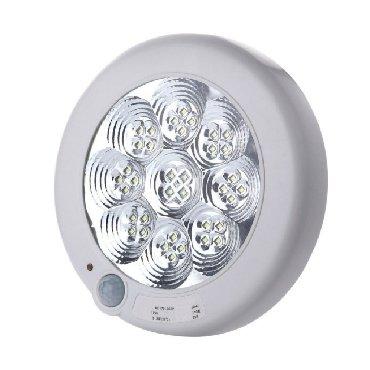 Rasveta   Pancevo: LED panel sa senzorom pokreta - Led plafonjerka sa senzorom- LED panel