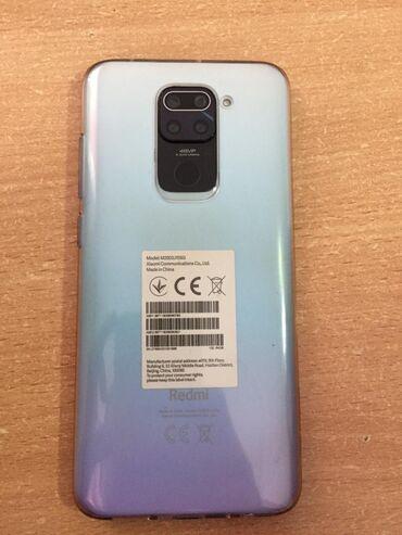 Электроника - Кызыл-Адыр: Xiaomi Redmi Note 9   64 ГБ   Белый   Сенсорный