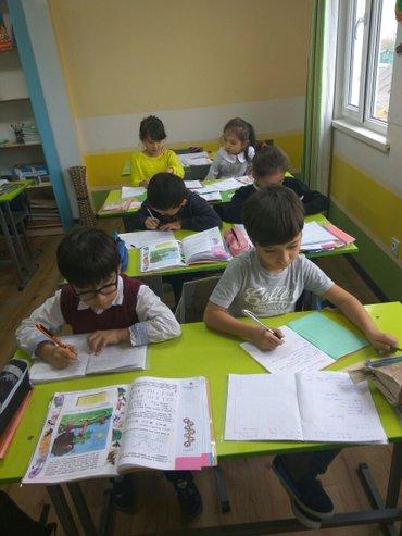 подготовка детей к школе в Бишкек